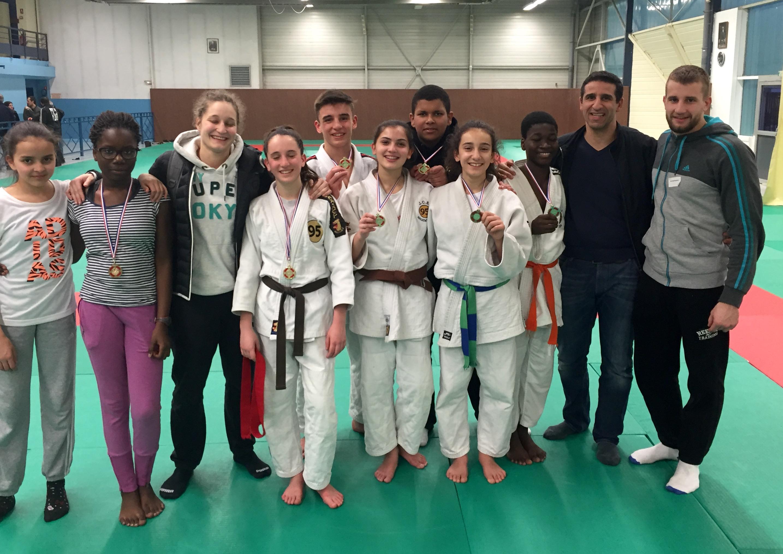 club judo argenteuil